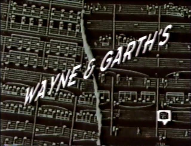 Wayne & Garth's Saturday Night Live Music a Go-Go