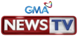 GMA News TV 3D Logo (From GMA News TV International, 2014 version)