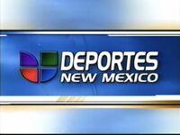 Kluz deportes univision nuevo mexico package 2002