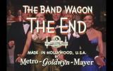 MGM Band Wagon End 1953