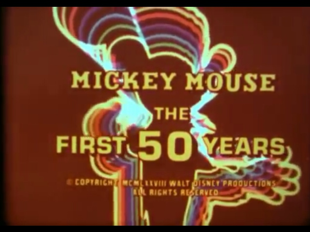 Mickey Mouse: The First 50 Years