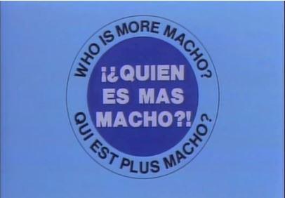 ¡¿Quien es Mas Macho?!