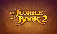The Jungle Book 2 Title Card