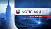 Wxtv noticias 41 fin de semana package 2013