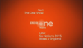 BBC One Wales Smile Coming up Next bumper