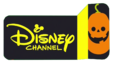 Disney Channel Philippines Banner Extended Yellow and Black Logo 2017