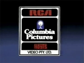 RCA-Columbia Pictures-Hoyts Video