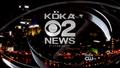 KDKA-TV's KDKA-TV News Nighttime-Version Video Open From September 2010