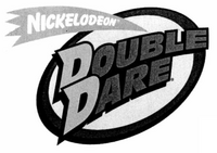 Nickelodeon Double Dare (Grayscale)