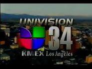 Univision 34 kmex id 2001