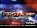 WOIO First Alert Forecast