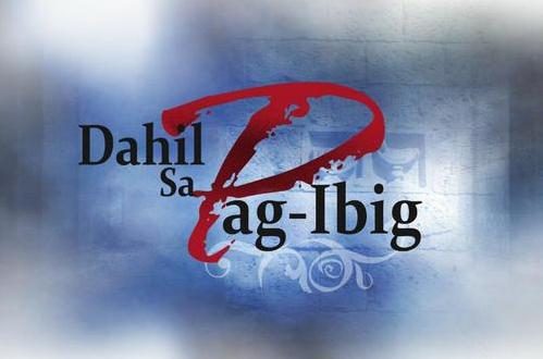 Dahil Sa Pag-ibig