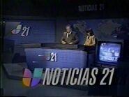 Kftv noticias 21 intro 1992