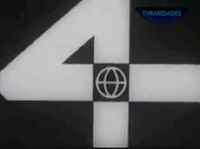 Rede Globo canal 4 1966