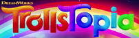 Trolls TrollsTopia - logo (English)