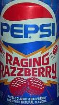 Pepsi Raging Razzberry