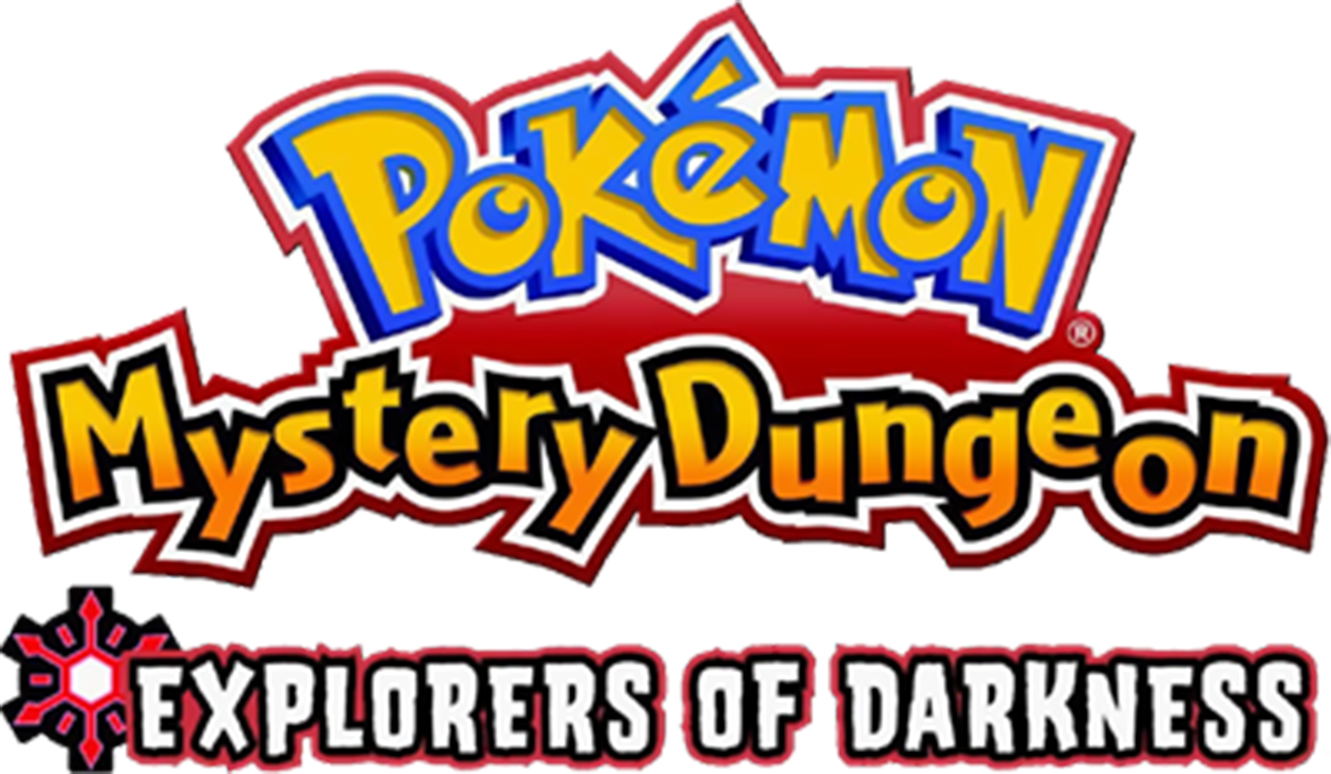 Pokémon Mystery Dungeon Explorers of Darkness