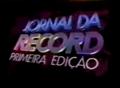 Primeira Ediçao (1992)