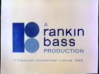Rankin-Bass 1968 VHS