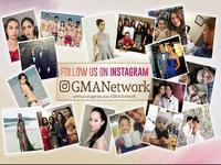 GMA Network Instagram Test Card