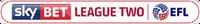 Sky Bet League Two 2017-18 Linear version