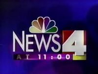 WCMH News 4 11PM 1996 Open
