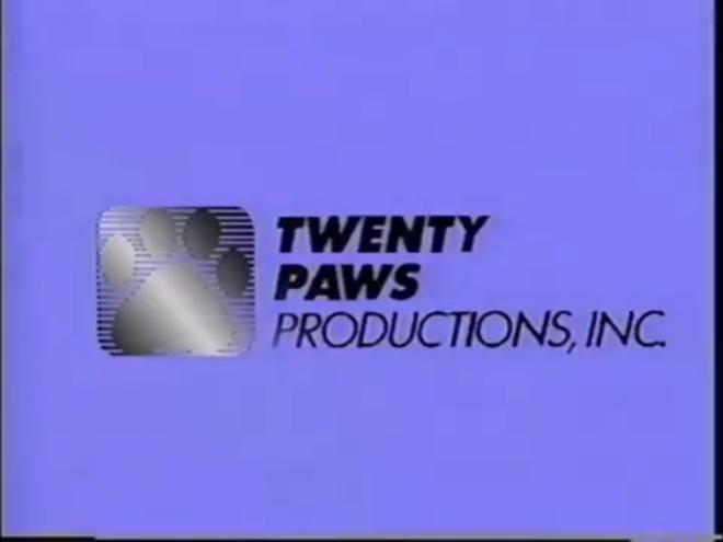 Twenty Paws Productions
