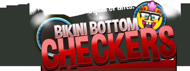 Spongebob SquarePants: Bikini Bottom Checkers