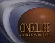 Cineclube Banco do Brasil 1992 promo
