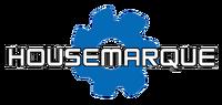 Housemarque logo transparent