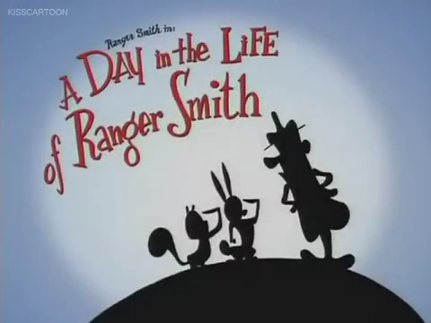 A Day in the Life of Ranger Smith