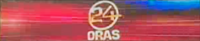 24 Oras Logo (Studio Bumper at Table, 2008-2011)