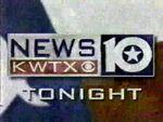 KWTX News 10 Tonight 10@10 Open