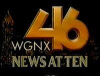 WGNX 46 News at Ten promo 1989
