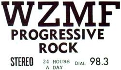 WZMF Menomonee Falls 1969.png