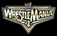 WrestleMania24logo