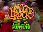 Fraggle Rock Title Card Green text