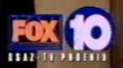 KSAZ FOX 10 1995