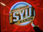 SM Isyu Karon Title Card V2