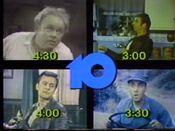 WALA Weekday Comedy Lineup 1982