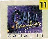 1996-1998(Canal Familiar, como canal religioso)