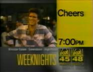 Cheers FOX 45&48 Promo 1992