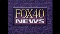KTXL Fox 40 News (31 December 1992)