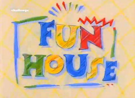 Fun House (UK game show)