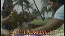 """WCKT """"South Florida's 7"""" IDs 1981"""