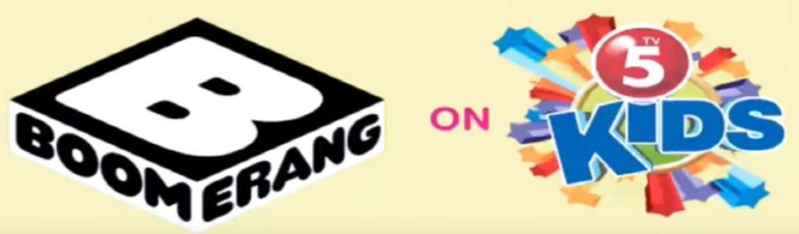 Boomerang on TV5 Kids