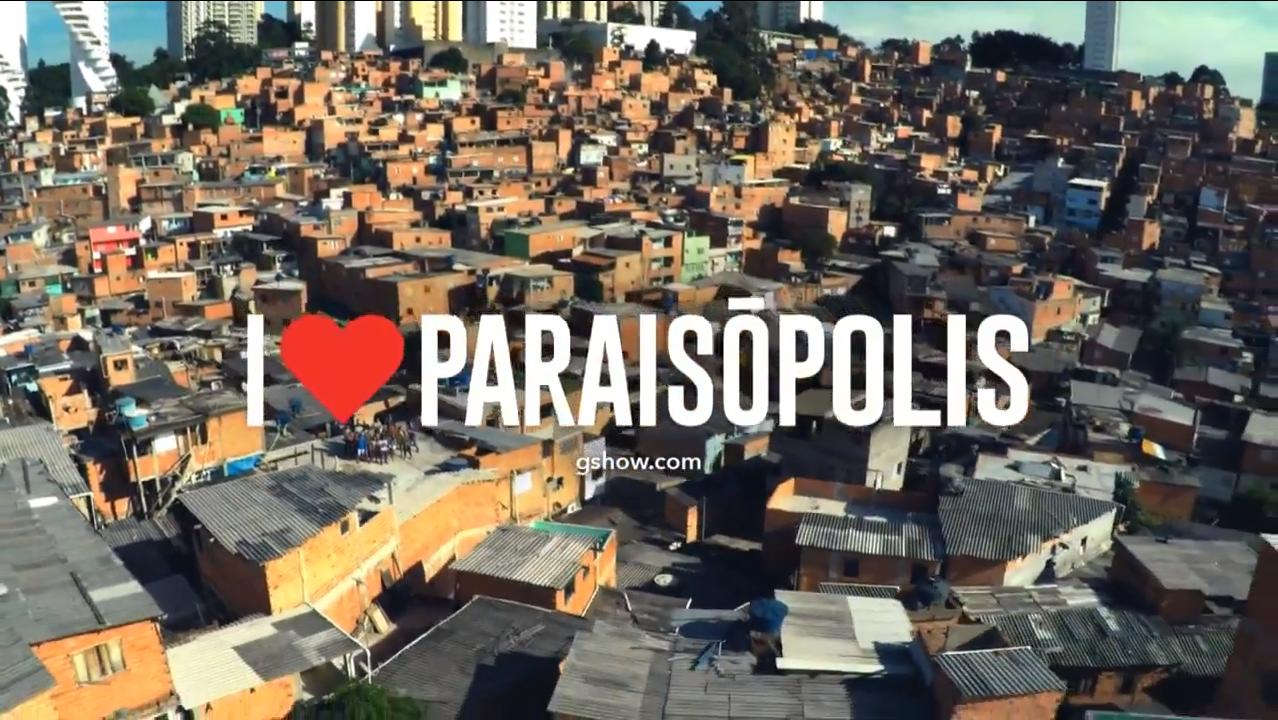 I Love Paraisópolis