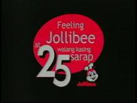 Jollibee 25 years