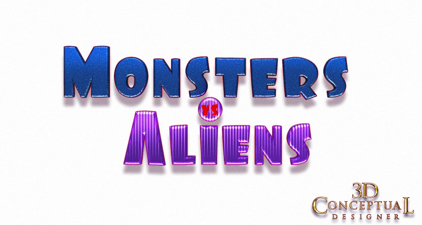 Monsters vs. Aliens (film)