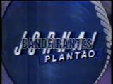 Plantão Jornalístico da Band